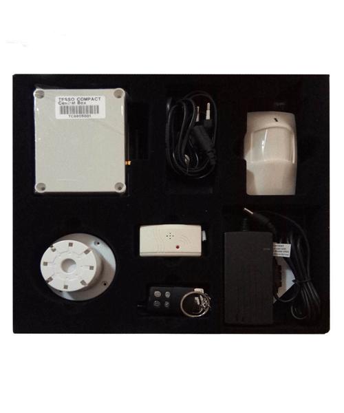 دزدﮔﯿﺮ اﻣﺎﮐﻦ سیمکارتی Tesso مدل Compact
